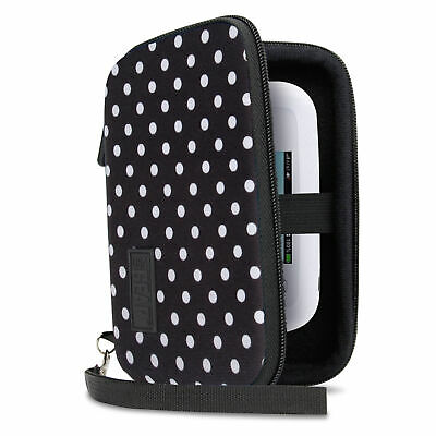 £10.90 • Buy Hard Shell Electronics Case For Hard Drives, IPods, Portable Wi-Fi, Cables, Etc.