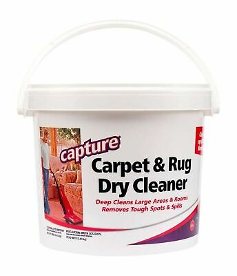 £31.26 • Buy Capture Carpet Dry Cleaner Powder 8 Lb - Deodorize Clean Stains Smell From Rug