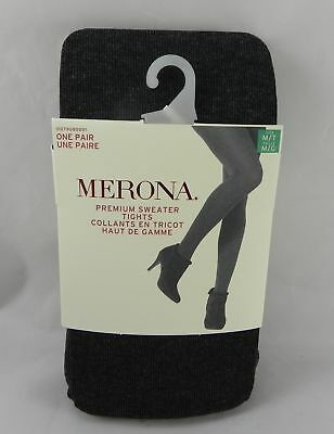 $6.97 • Buy New, Merona Women's Premium Sweater Tights Pantyhose