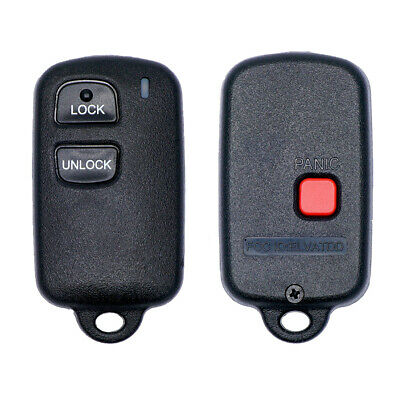 $224.94 • Buy New Dealer Installed Toyota Tundra Tacoma Rav4 Camry Keyless Remote Fob Elvatdd