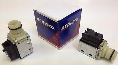 AU59.95 • Buy Commodore VR To VE 4L60E OEM Automatic Transmission Shift Solenoid Set Of 2