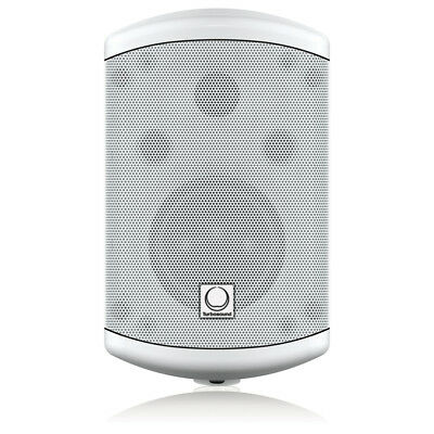 Turbosound TB089 3.5 Inch IMPACT TCI32-T-WH 2 Way 100v Line 16ohm Speakers White • 199.99£