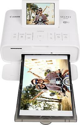 View Details Canon - SELPHY CP1300 Wireless Compact Photo Printer - White • 99.99$