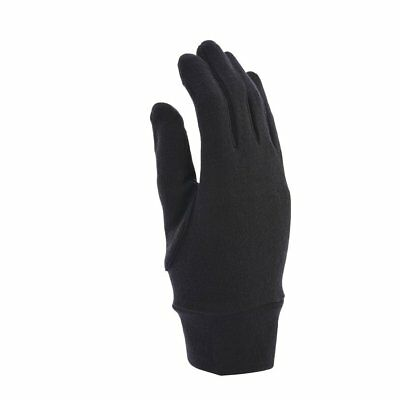 Extremities Merino Touch Liner Glove - Black • 15.43£