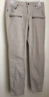 $10.98 • Buy Women Pants Size 7 Cotton/spandex Freestyle Revolution Khaki Color