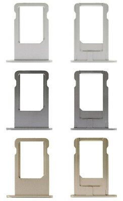 AU31.66 • Buy  IPhone 6 6s 7 Plus Sim Card Tray Holder Slot Replacement Silver Gray Rose Gold