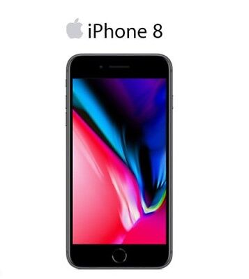 AU465 • Buy BRAND NEW APPLE IPHONE 8 [64GB / 256GB] Gold Grey Silver Unlocked [AU Seller]