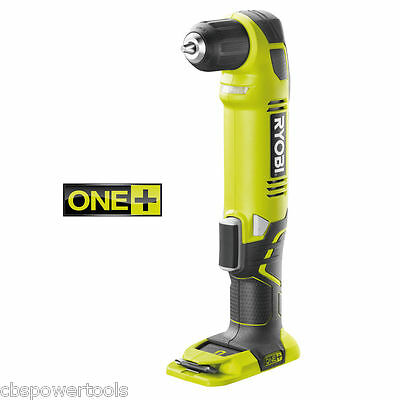 £61.95 • Buy  Ryobi RAD1801M One+ 18V Angle Drill Naked (batteries & Charger Sold Separately)