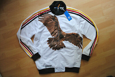 Adidas Germany E12 Collegiate Size S X28041 Germany Tracksuit Top Track Top • 60.56£