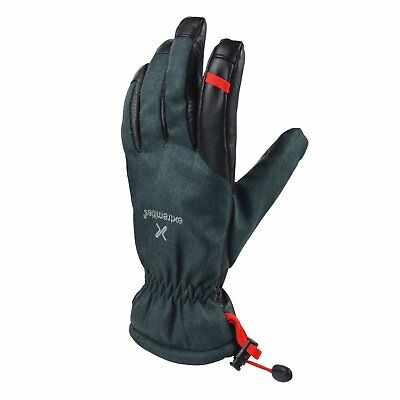 Extremities Mistaya Waterproof Leather Palm Walking Glove - Grey • 36.99£