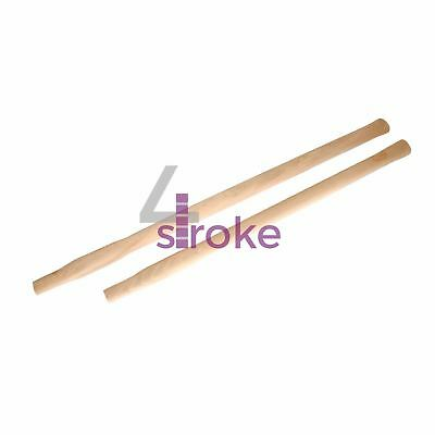 £8.15 • Buy Wooden Sledge Hammer Handle Shaft - 750 And 900mm 7lb 10lb And 14lb Heads