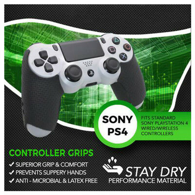 AU17.95 • Buy Grizzly Grips For PlayStation 4 PS4 Controller NEW