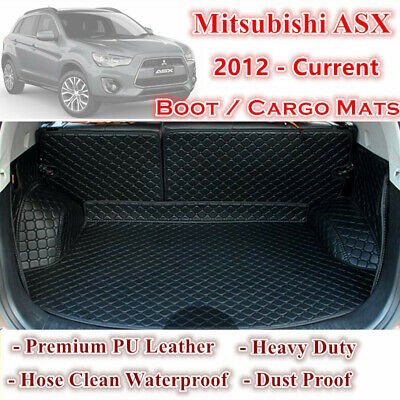 AU128 • Buy Custom Car Boot Cargo Mats Wheel Arches Cover Liner For Mitsubishi ASX 12 - 2020