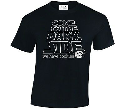 Star Wars Come To The Dark Side Darth Vader Inspierd T-Shirt • 5.45£