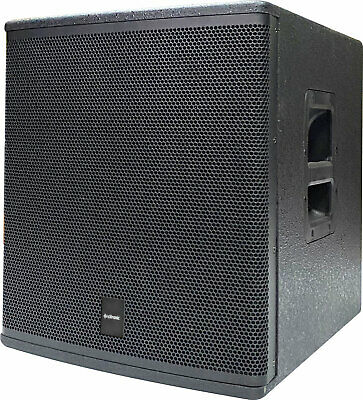 £379.99 • Buy 18  Active Powered Subwoofer 1800W Party Outdoor Garden Music PA System