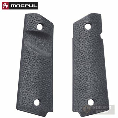 $17.38 • Buy MAGPUL 1911 Grip Panels With TSP Texture MAG544-GRY NEW FAST SHIP