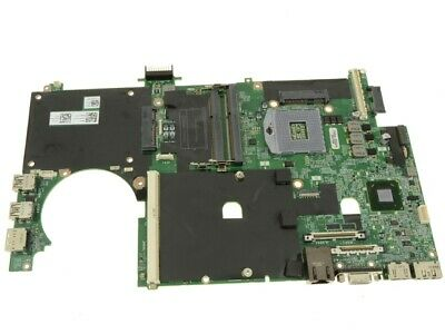 $349.99 • Buy Dell Precision M6600 Notebook Motherboard- NVY5D