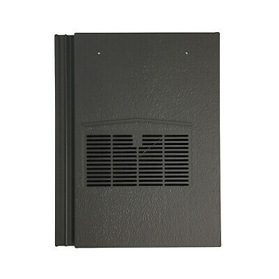 Roof Tile Vent To Fit Marley Modern, Redland Mini Stonewold | Grey | 10 Colours • 34.99£