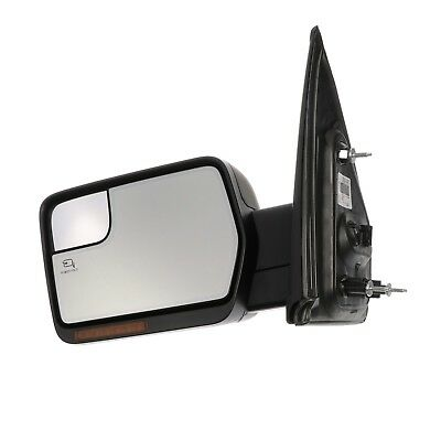 $762.11 • Buy 2011-2012 Ford F-150 Left Driver Side Power Fold Mirror Heat Puddle Lamp OEM NEW