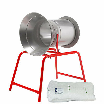34cm Christmas Tree Netting Funnel Netter Real Tree Net Machine LZ34 300m Sleeve • 21.99£