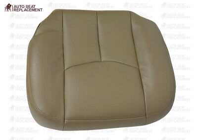 $99.99 • Buy 2003 To 2006 Chevy Silverado & GMC Sierra Upholstery Leather Seat Cover Tan #522