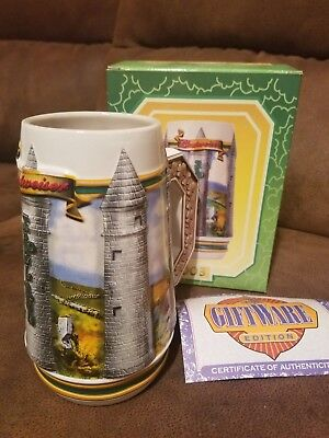 $ CDN22.65 • Buy Anheuser Busch Budweiser 2003 St. Patrick's Day TRADITION & HERITAGE Stein CS531
