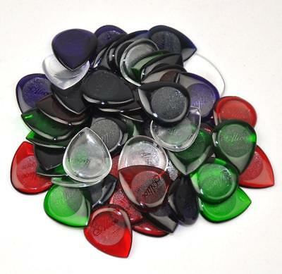 $ CDN11.84 • Buy 50 Pcs New Heavy 3mm Water Drop Guitar Picks Plectrums For Electric Guitar Jazz