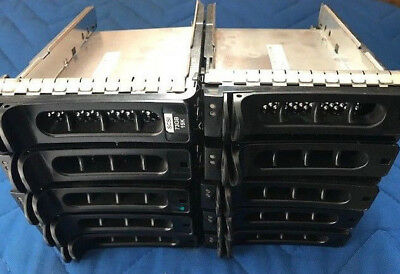 $45 • Buy DELL PowerEdge 2950 2850 1950 Hard Drive Trays H7206 WJ038 YC340  ***10-pack***
