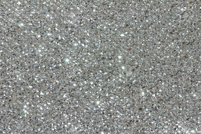 1kg Finest Silver Glitter 008 - 200 Size Hex Double Sided Craft Walls Wine Kilo • 13.99£