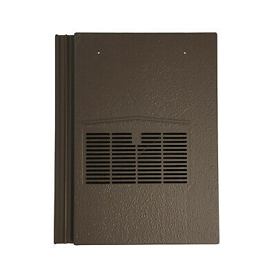 Roof Tile Vent To Fit Marley Modern, Redland Mini Stonewold | Brown | 10 Colours • 39.99£