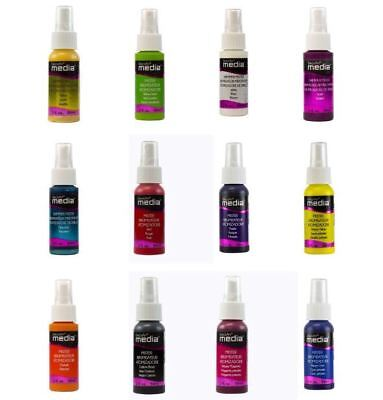 Decoart Mixed Media Mister Sprays  - ALL COLOURS! • 4.99£