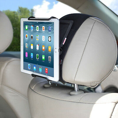 AU26.65 • Buy Car Headrest Mount Holder With Angle- Adjustable Clamp For Tablets - I PAD Pro
