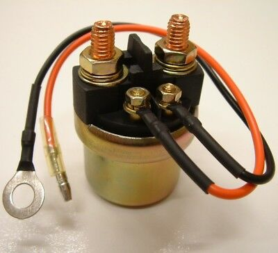 solonoid solenoid Starter Relay FOR YAMAHA MARINER 40 HP OUTBOARD ENGINE