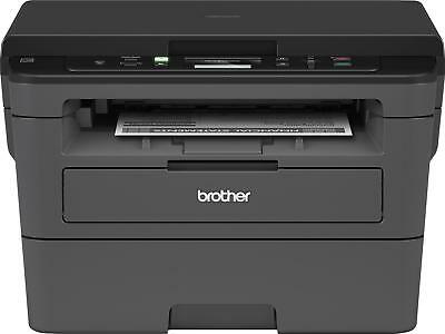 View Details Brother - HL-L2390DW Wireless Black-and-White All-In-One Printer - Gray • 99.99$