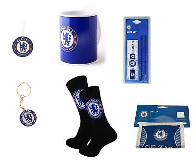 Chelsea Football Club Official Club Merchandise - Gifts Souvenirs Birthday Xmas • 3.50£