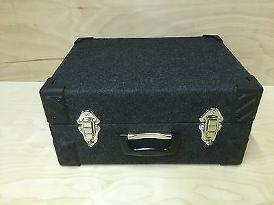 £39.99 • Buy 7  Inch Singles Vinyl Record DJ Carry Case Storage Box Holds 200 (MADE IN UK)