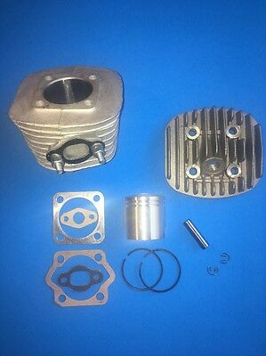 $ CDN76.18 • Buy 2-Stroke Engine Cylinder Kit 66cc 80cc Motorized Bicycle .40mm Intake Pk80 Only