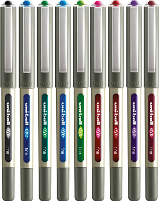 Uni-ball Eye Fine UB-157 Rollerball Pen | 0.7mm | All Colours Available • 3.35£