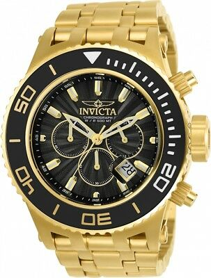23936 Invicta Specialty Subaqua Diver Quartz Chronograph Men's SS Bracelet Watch • 124.34£