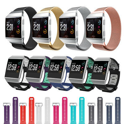 AU12.95 • Buy Various Luxe Band Replacement Wristband Watch Strap Bracelet For Fitbit Ionic