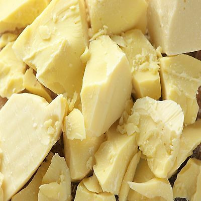 Cocoa Butter 100% Natural Prime Cacao Fat Organic ! Raw Food And Skin 25g To 1kg • 5.69£