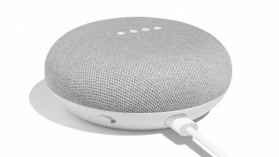 AU79.99 • Buy NEW Google Home Mini Smart Personal Assistant Voice Activated Speaker Chalk
