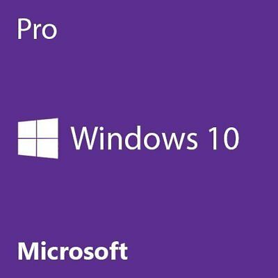 $ CDN177.61 • Buy Microsoft Windows 10 Pro 64 Bit System Builder OEM FQC-08930