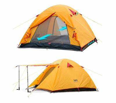 AU109 • Buy 2 4 Person Tent Professional Ultra Lightweight Cycling Camping Hiking Outdoor 3