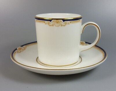 £9.99 • Buy Wedgwood Cavendish R4680 Coffee Can And Saucer (larger Type) (perfect)