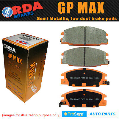 AU59.95 • Buy Front Disc Brake Pads For Kia Pregio 2.7 Diesel 8/2002-2006