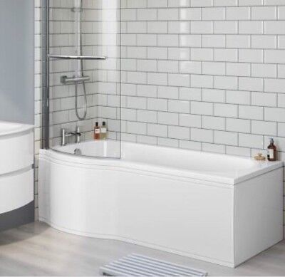 P Shaped Bath • 100£