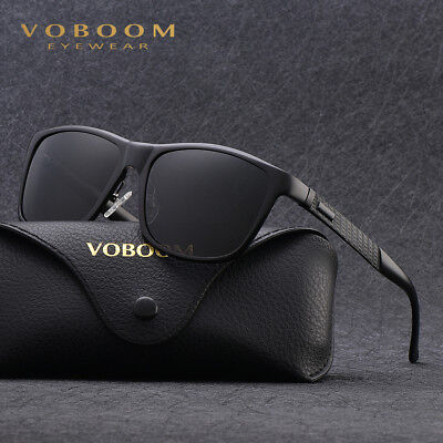 AU16.99 • Buy 2018 Aluminium HD Polarized Sunglasses Men Driving Fishing Mirrored Eyewear 3