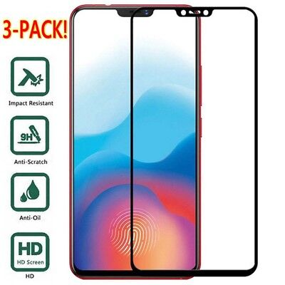 AU5.46 • Buy 3Pk For OnePlus 5T/5 6  Full Coverage 9H 3D Tempered Glass Film Screen Protector