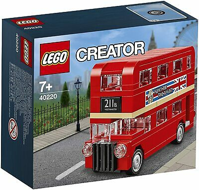 $ CDN45.23 • Buy LEGO Creator Double Decker London Bus 40220